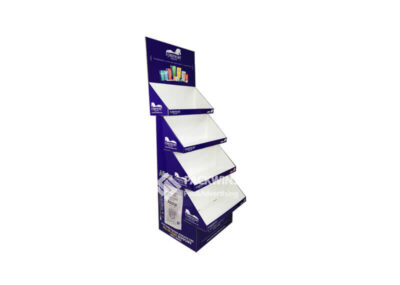 Point of Purchase Waterfall Pallet Display