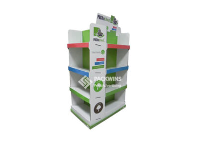 Retails Display Solutions Corrugate Pallet POS