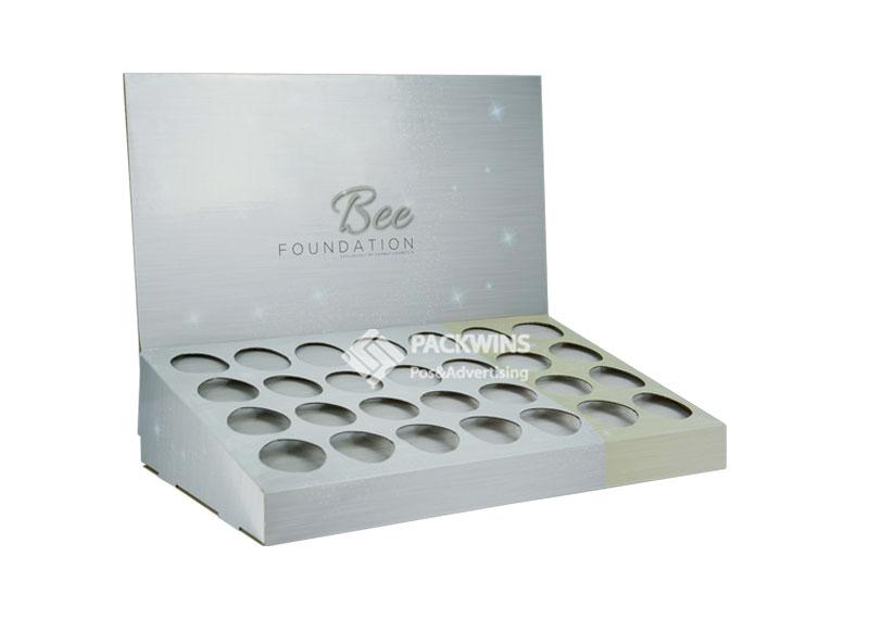 Bee Foundations Custom Cardboard Counter Displays