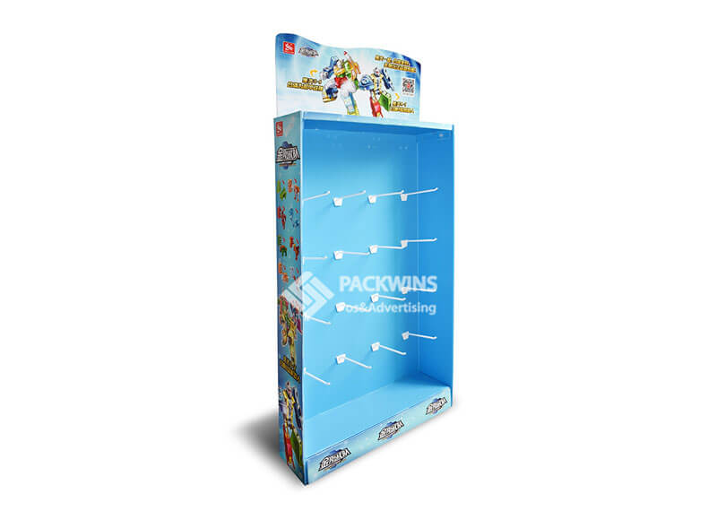China Supplier Oem Retail Toys Pegboard Stand