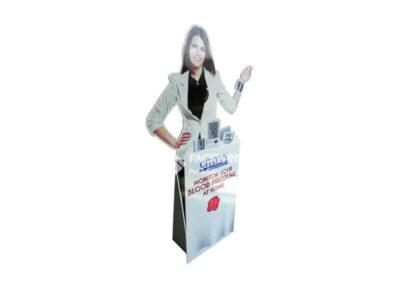 Citizen Blood Pressure Cardboard Cutouts Manufacturer Oem