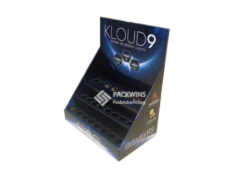 Cloud9 Tubes Custom Cardboard POP Displays