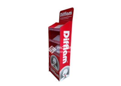 Difflam Relieve Sore Throats And Mouth Pain Cardboard Shop Display Stands