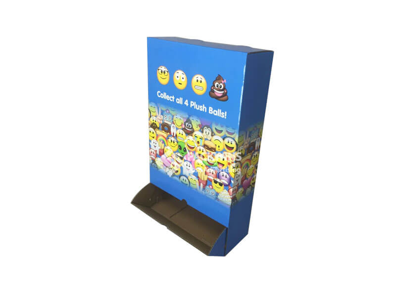 Disney Plush Keychians Gravity Feed Shop Pop Display