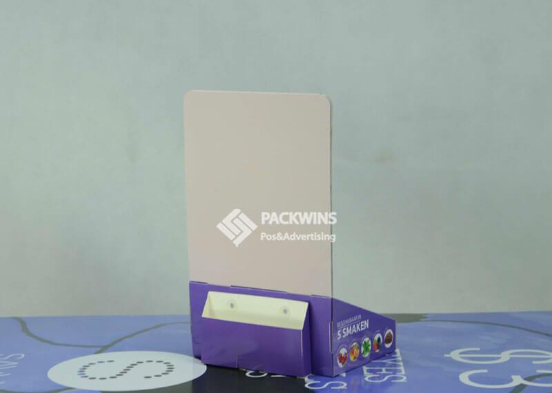 Ecig Juice Cardboard Point of Sale Display Box