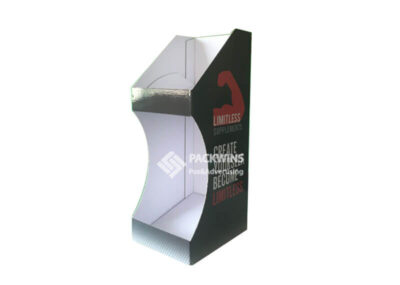 Energy Supplements 2 Tiers Counter Display Box