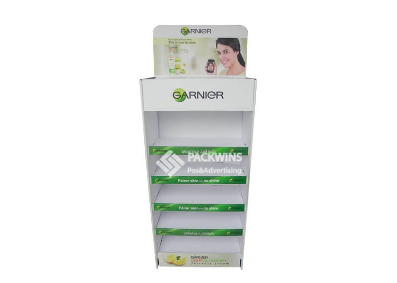 Garnier Face Care Cosmetics Point Of Sale Display (4)