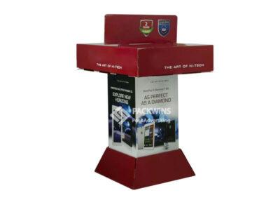 Prestigio Wireless Charging Station Corrugated Display Stands