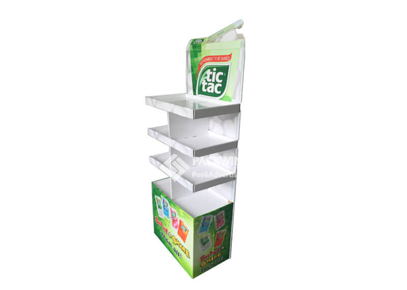 Tictac Chewing Gum Point Of Purchase Display Companies