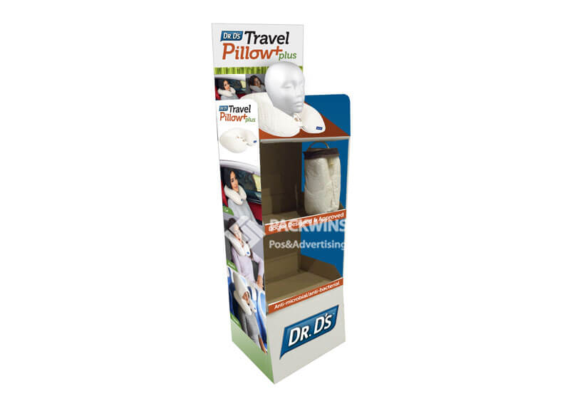 Travel Pillow Neck Protection Floor Display